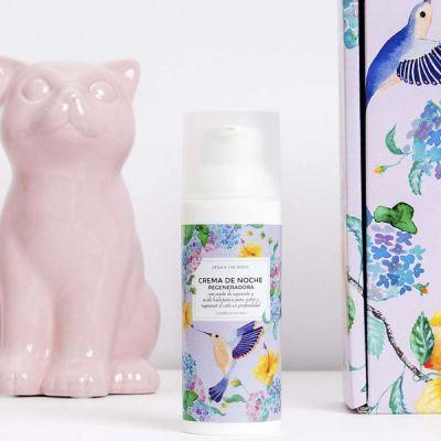 Vera & the birds: Crema facial regeneradora noche