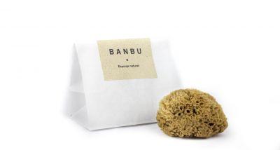 Banbu: Esponja de mar