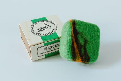 Jabón esponja Revitalizante